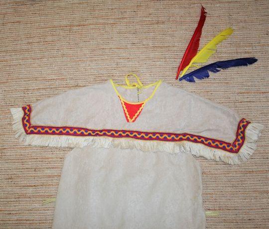 костюм индейца карнавальный новогодний