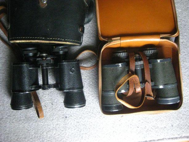 Stare lornetki 8x40-dwie sztuki