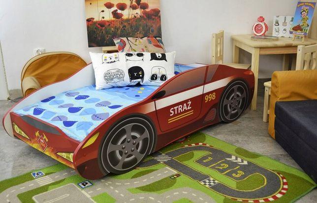 Łóżko dziecięce straż pożarna.