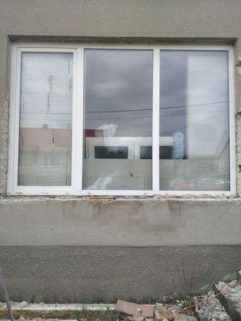 Okno sklepowe z demontażu