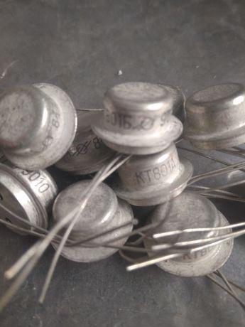 Радиодетали Транзистор КТ801 А,Б