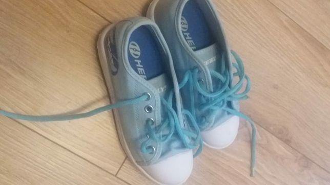 Buty na kółkach heelys r.31