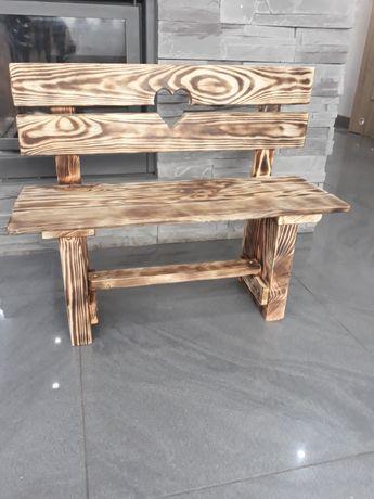 Ławka ławeczka rekwizyt do sesji