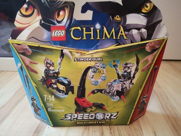 Lego Chima nr 70140