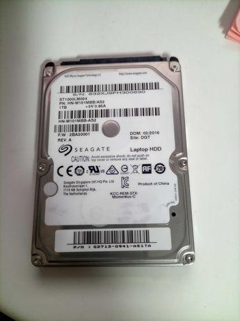 Disco Rígido Seagate 1.0 TB / 1000GB / 2.5