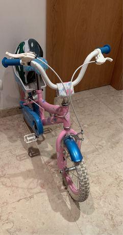 Bicicleta Criança - Roda 14
