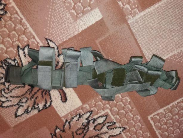 Пояс-розгрузка для подствольных гранат
