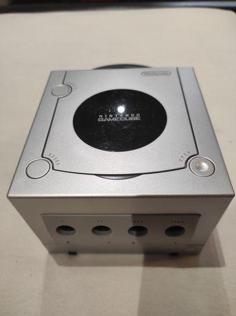 Nintendo GameCube srebrny [box, karton]