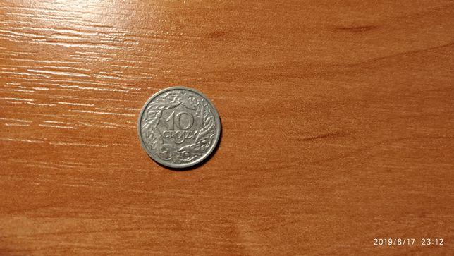 Moneta 10gr