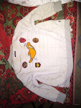 Фирменная куртка castelbajac