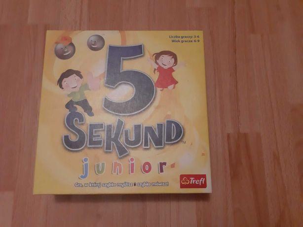 5 Sekund Junior gra dla całej rodziny