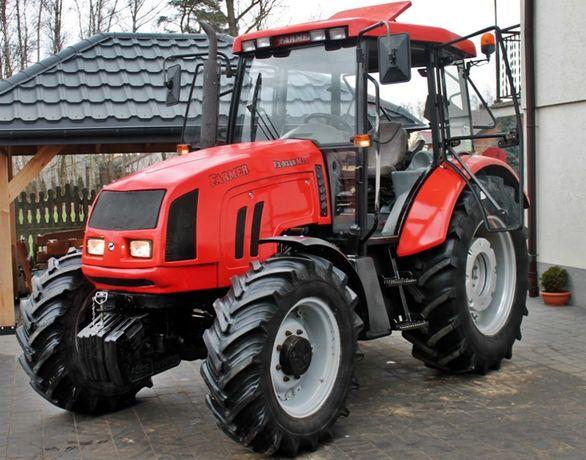 #Ciągnik Farmer 8248 M12+Turbina/2010r/Oryginał/Stan Idealny/Mtz,Zetor