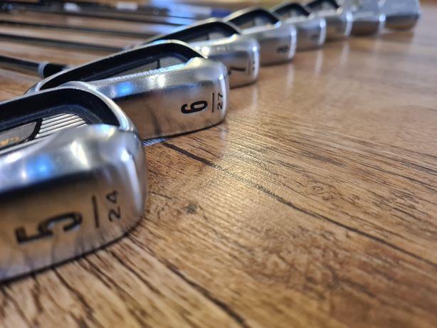 Kije golfowe Clevland - kompletny zestaw