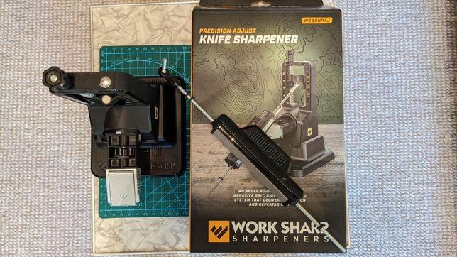 Точилка для ножей work sharp precision adjust