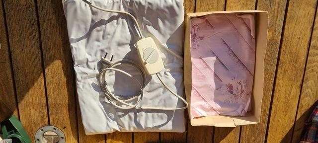 Oryginalna niemiecka poduszka elektryczna rozgrzewającą.