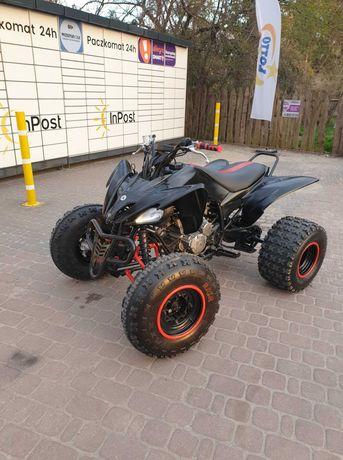Quad Yamaha Raptor 250 (Zarejestrowany - Ubezpieczony) IGŁA!!!