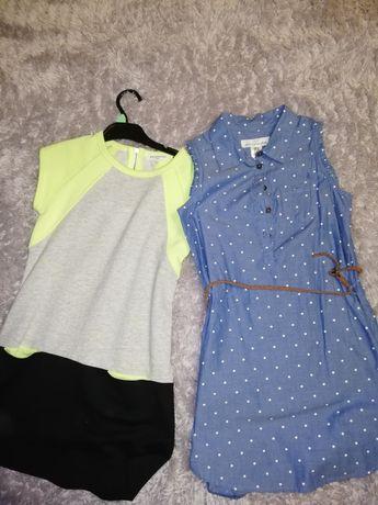 Sukienki dla dziewczynki 140