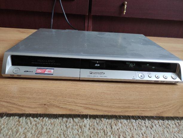 Nagrywarka DVD Panasonic DMR-EH55EP-S z HDD