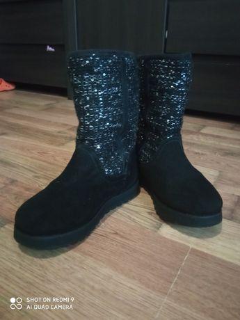 Сапоги, ботинки, угги зимняя обувь