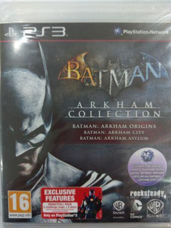 Batman Arkham Collection PlayStation 3 Nowa Kraków