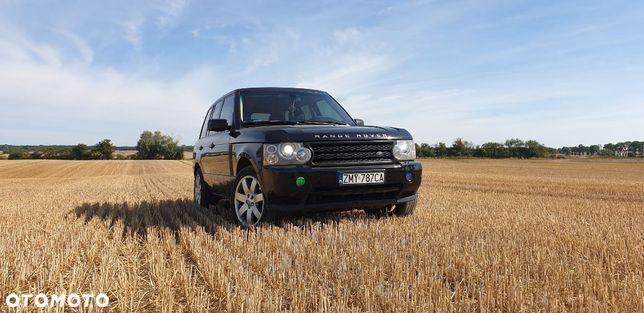 Land Rover Range Rover Range Rover TDV8