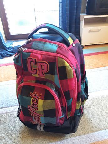 Plecak szkolny Cool Packze stelażem