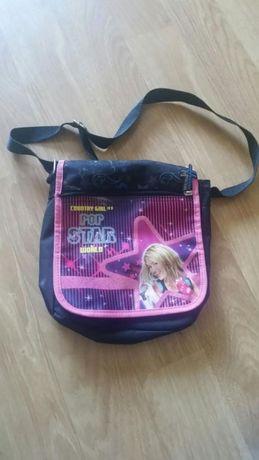 Torba Hannah Montana+gratis!