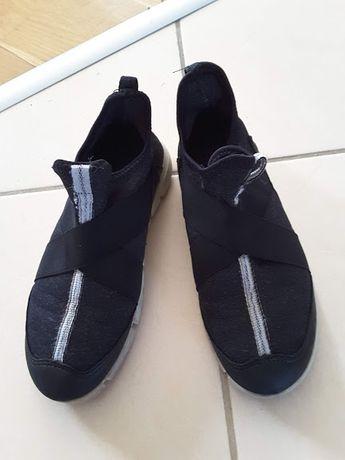 Buty czarne Ecco - rozmiar 29