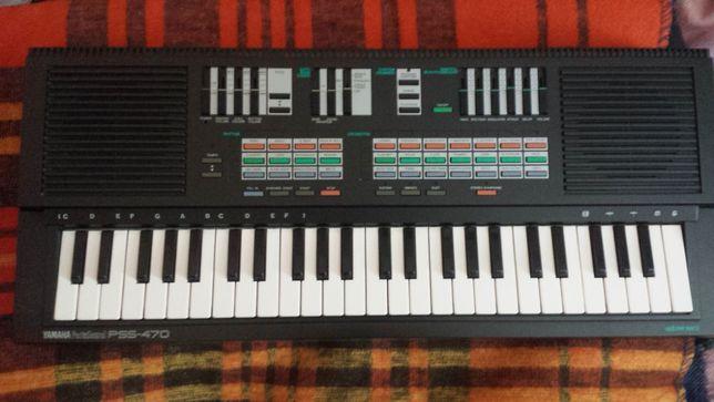 Keyboard Yamaha PortaSound PSS-470
