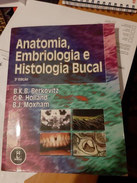 Anatomia, Embriologia e Histologia Bucal (Berkovitz)