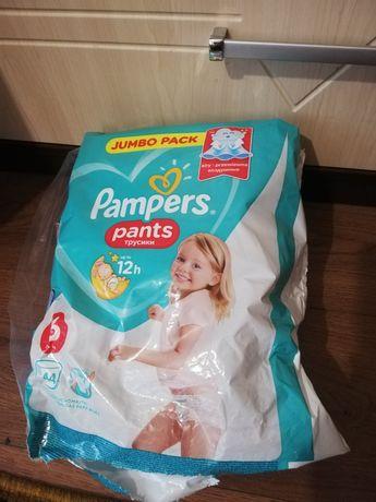 Памперси 19 шт 6 розмір pampers pants, huggies