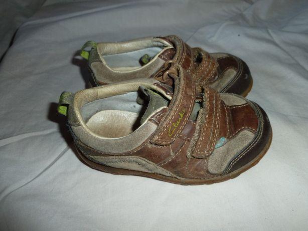 Кожаные туфли, ботинки Кларкс Clarks, р 23 и р 21
