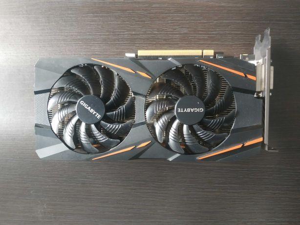 Karta graficzna Radeon RX 480 4GB - Gigabyte