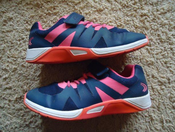 CLARKS oryginalne buty sneakersy dziewczęce 32/33