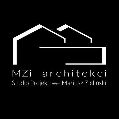 Architekt/ Projektant/ MZi architekci Studio Projektowe