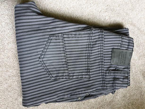 Spodnie H&M chłopiec 8-9 lat rozm 134