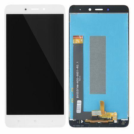 Wyświetlacz LCD Xiaomi Redmi Note 4 / 4X Pro Mtk Helio X20 Biały