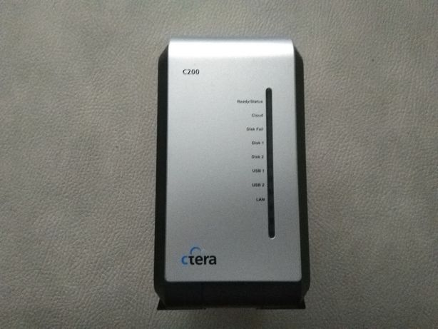 NAS Cloud Storage CteraC200