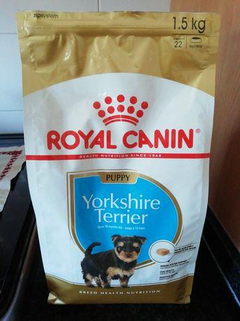 Ração Royal Canin Yorkshire Terrier