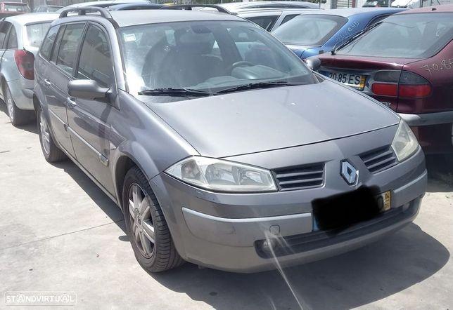 Renault Megane 1.5 DCI de 2004 disponível para peças