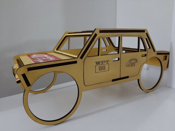 Samochód Fiat, prezent na każdą okazję