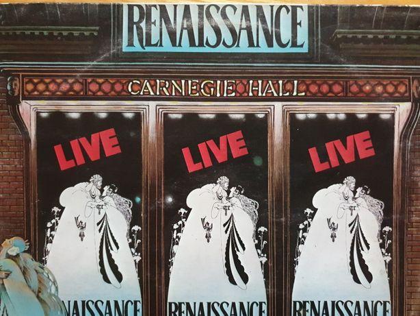 Renaissance-Live at Carnegie Hall-2Lp.