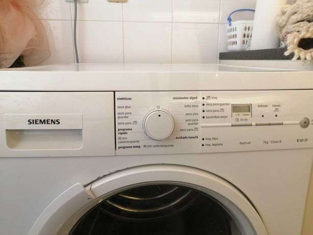 Vendo Máquina secar roupa Siemens