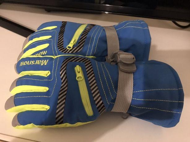 Лыжные перчатки для детей