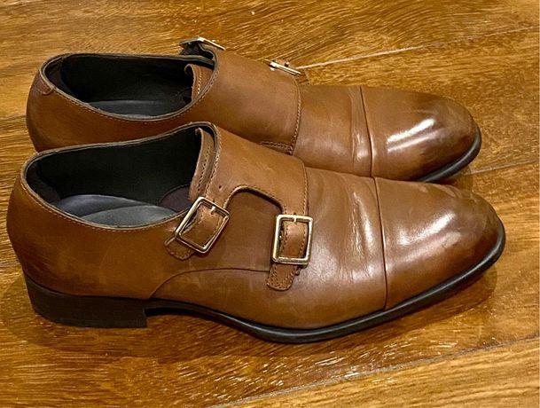 Sapatos Zara Castanhos 41