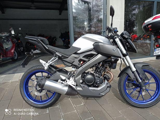 Yamaha MT 125 MT125   -zaliczkowany-
