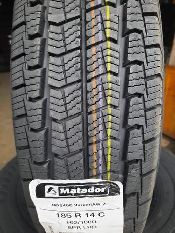 Всесезонні шини 185 R14C Matador MPS400 All Weather 2 Нові 2020