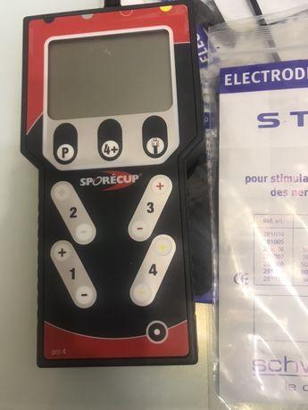 Спортивний електростимулятор для лікування та відновленя