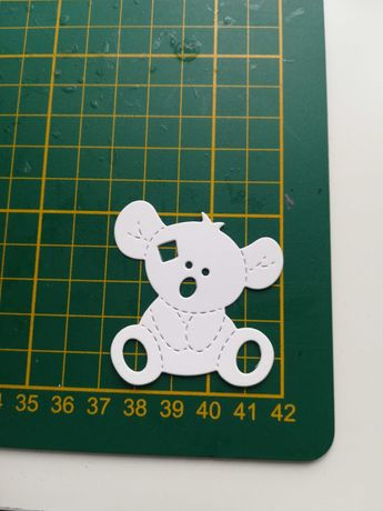 Scrapki nr. 322 koala