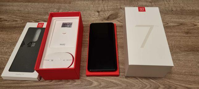 OnePlus 7 Pro Mirror Grey 8GB/128GB na Caixa + Capa Proteção Nylon